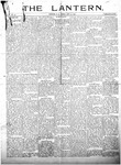 The Lantern, Chester S.C.- May 17, 1901