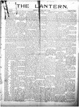 The Lantern, Chester S.C.- May 24, 1901