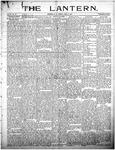The Lantern, Chester S.C.- June 7, 1901