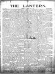 The Lantern, Chester S.C.- June 25, 1901