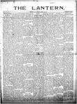 The Lantern, Chester S.C.- June 28, 1901