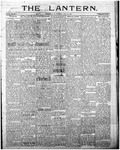 The Lantern, Chester S.C.- July 16, 1901