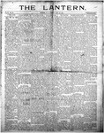 The Lantern, Chester S.C.- July 23, 1901