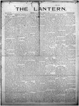 The Lantern, Chester S.C.- August 13, 1901