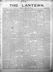 The Lantern, Chester S.C.- August 30, 1901