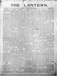 The Lantern, Chester S.C.- September 3, 1901
