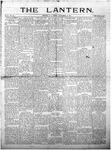 The Lantern, Chester S.C.- September 13, 1901