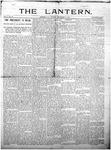 The Lantern, Chester S.C.- Septeber 17, 1901