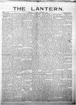 The Lantern, Chester S.C.- September 20, 1901