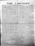 The Lantern, Chester S.C.- September 24, 1901