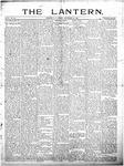 The Lantern, Chester S.C.- September 27, 1901