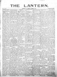 The Lantern, Chester S.C.- October 18, 1901