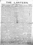 The Lantern, Chester S.C.- November 12, 1901