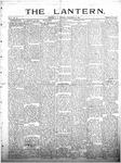 The Lantern, Chester S.C.- November 26, 1901