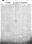 The Lantern, Chester S.C.- July 19, 1904