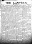 The Lantern, Chester S.C.- July 26, 1904 by J T. Bigham