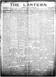The Lantern, Chester S.C.- August 16, 1904