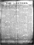The Lantern, Chester S.C.- August 30,1904