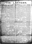 The Lantern, Chester S.C.- October 11, 1904