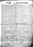 The Lantern, Chester S.C.- October 28, 1904