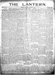 The Lantern, Chester S.C.- November 1, 1904