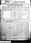 The Lantern, Chester S.C.- December 9, 1904