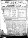 The Lantern, Chester S.C.- December 13, 1904