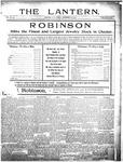 The Lantern, Chester S.C.- December 23, 1904