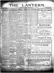 The Lantern, Chester S.C.- March 30, 1906
