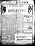 The Lantern, Chester S.C.- May 15, 1906