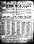 The Lantern, Chester S.C.- June 1, 1906