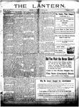 The Lantern, Chester S.C.- June 12, 1906