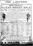 The Lantern, Chester S.C.- June 19, 1906