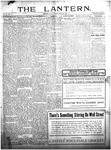 The Lantern, Chester S.C.- July 20, 1906