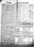 The Lantern, Chester S.C.- August 24, 1906