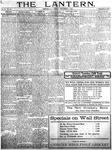 The Lantern, Chester S.C.- September 7, 1906