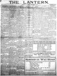 The Lantern, Chester S.C.- September 11, 1906