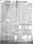 The Lantern, Chester S.C.- September 25, 1906