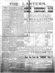 The Lantern, Chester S.C.- October 26, 1906