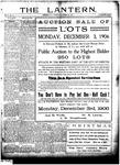 The Lantern, Chester S.C.- November 20, 1906