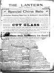 The Lantern, Chester S.C.- December 14, 1906