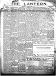 The Lantern, Chester S.C.- April 2, 1907