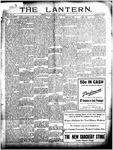 The Lantern, Chester S.C.- June 25, 1907