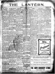 The Lantern, Chester S.C.- July 16, 1907