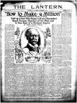 The Lantern, Chester S.C.- September 10, 1907