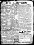The Lantern, Chester S.C.- September 13, 1907