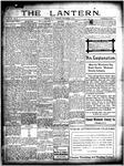 The Lantern, Chester S.C.- November 5, 1907