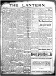 The Lantern, Chester S.C.- November 8, 1907