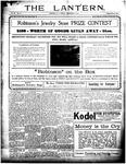The Lantern, Chester S.C.- December 6, 1907