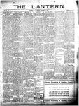 The Lantern, Chester S.C.- January 21, 1908